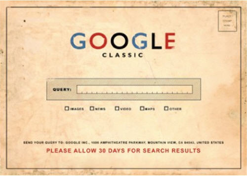 Google innan Internet