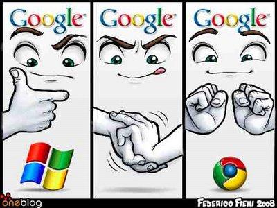 microsoft blir google