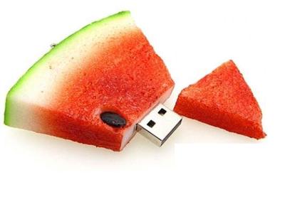 usb-minne vattenmelon
