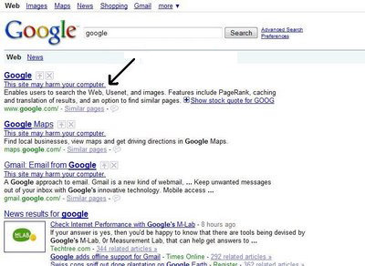 Google fail 2